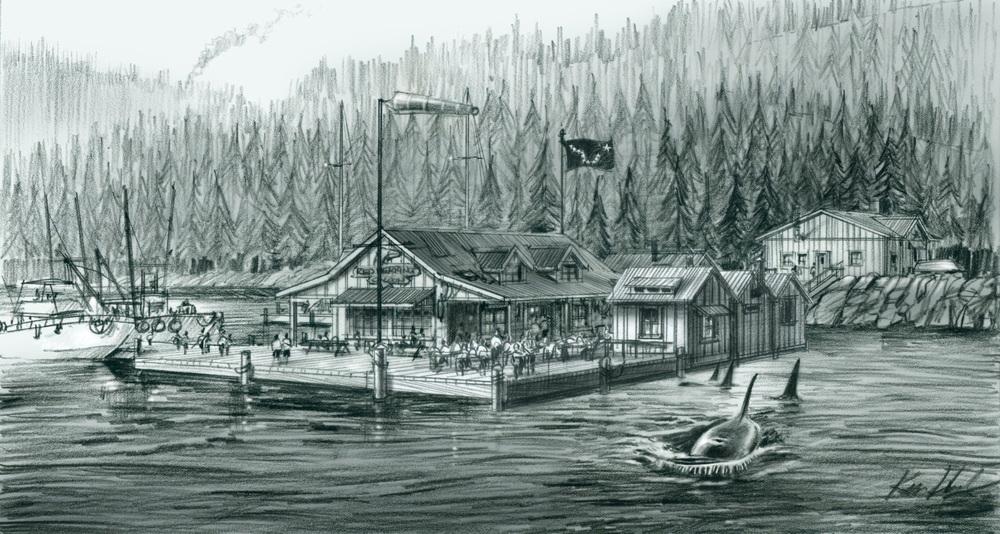 Raven's Wharf Rendering