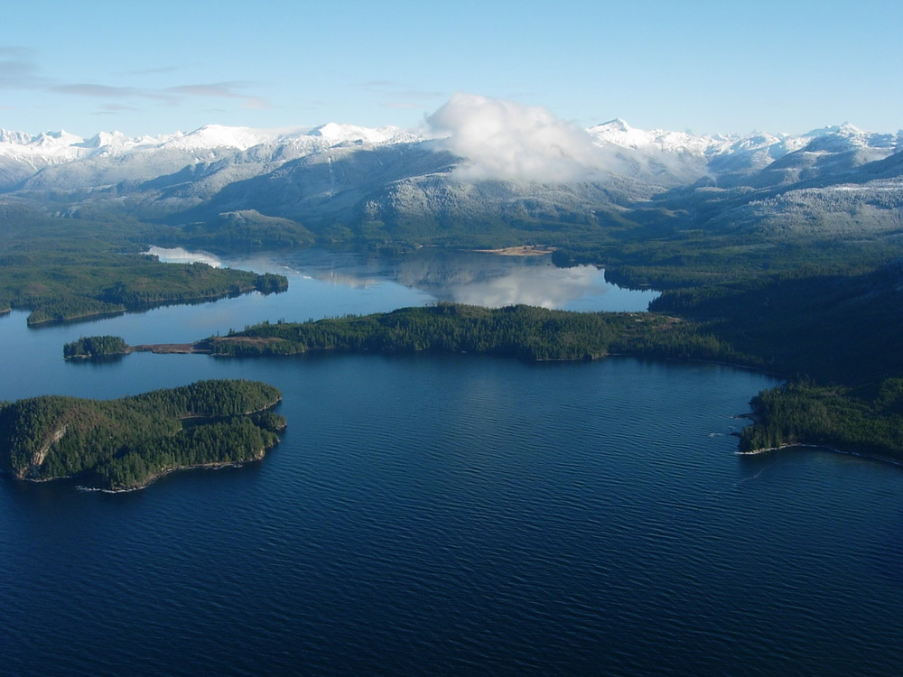 Wilderness Alaska Hobart Bay Alaska Idea
