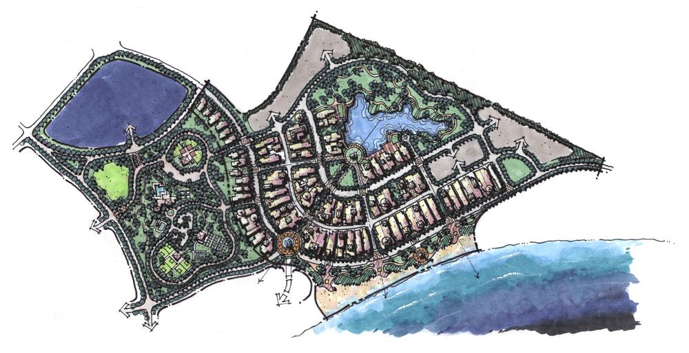 Vieux Fort Master Plan