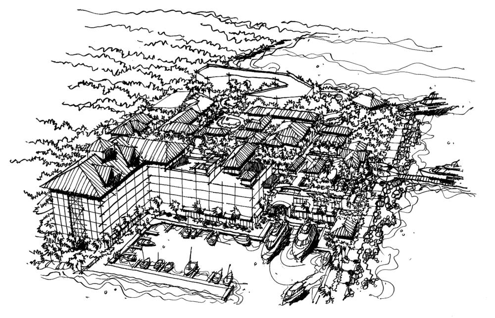 Aerial rendering