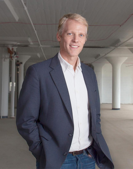 PATRICK DUFFY   VP of Sustainability + External Affairs Patrick@ManufactureNY.org