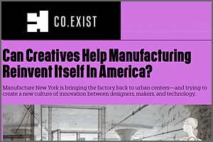 Fast Company | CO.EXIST