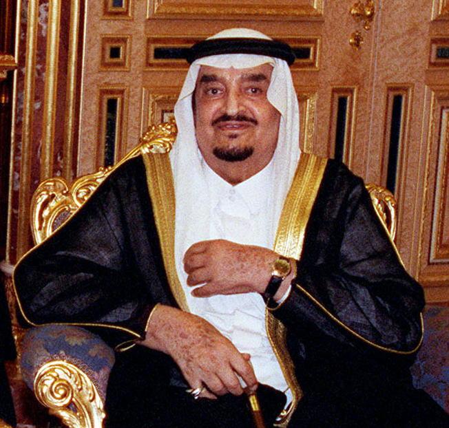 Fahd bin Abdulaziz Al Saud(1921-2005) (Foto: Wikipedia)