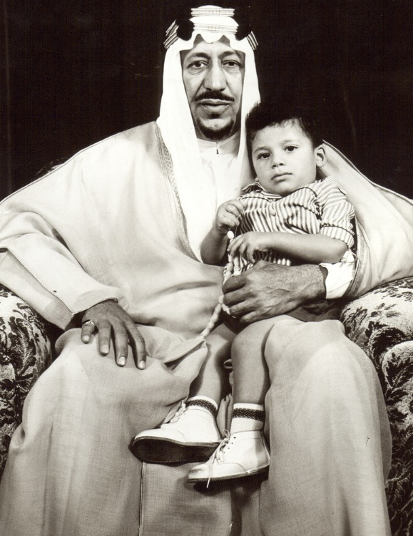 Saud bin Abdulaziz Al Saud (1902-1969) Den andre kongen i Saudi-Arabia (Foto: Flickr)