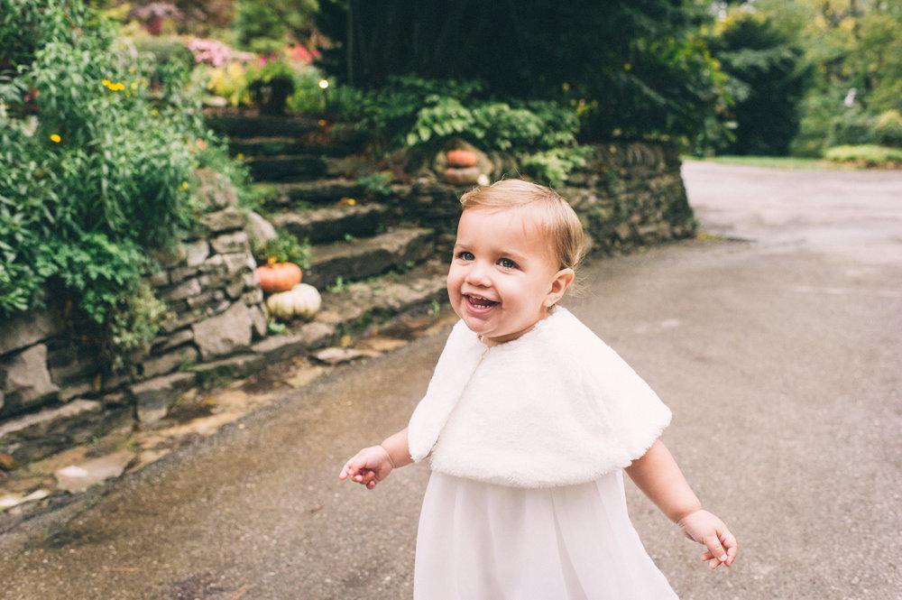 Micaha & Austin // Cozy Autumn Wedding at Springhouse Gardens // Lexington, Kentucky // Wedding Photography //