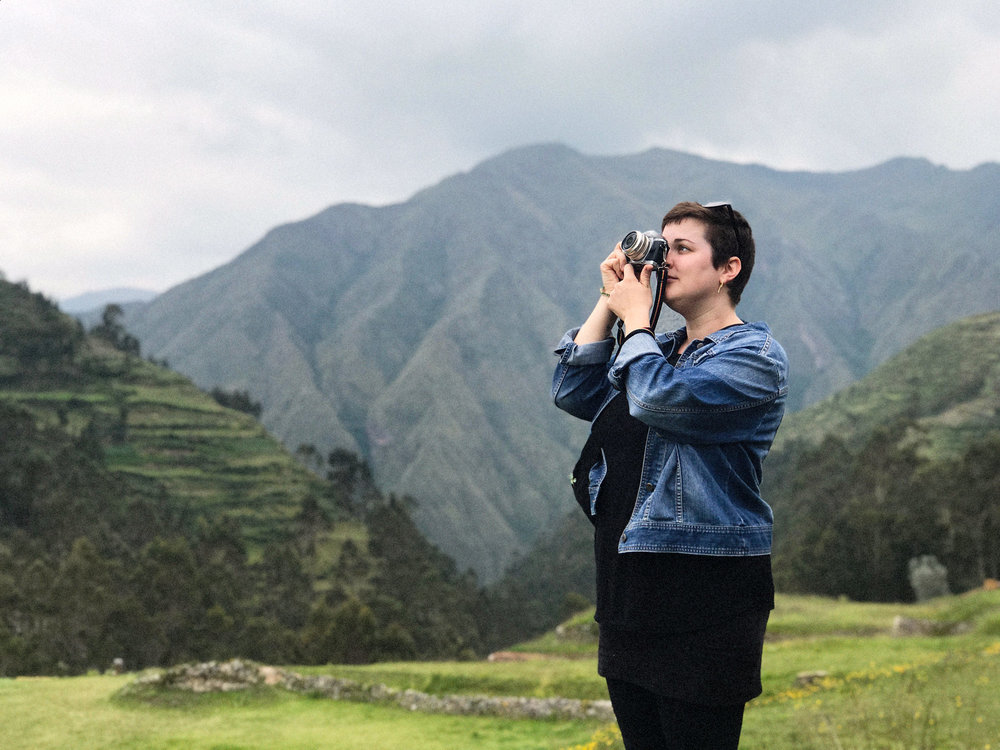 2018 // Chinchero, Peru