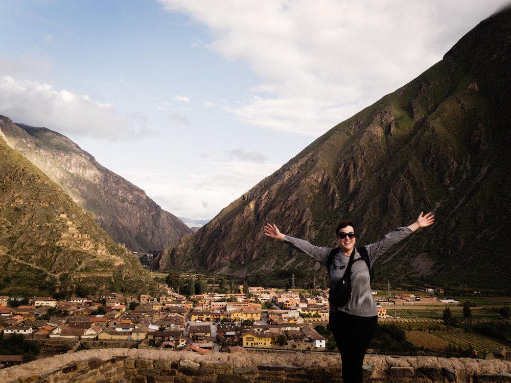 2018 // Ollantaytambo, Peru