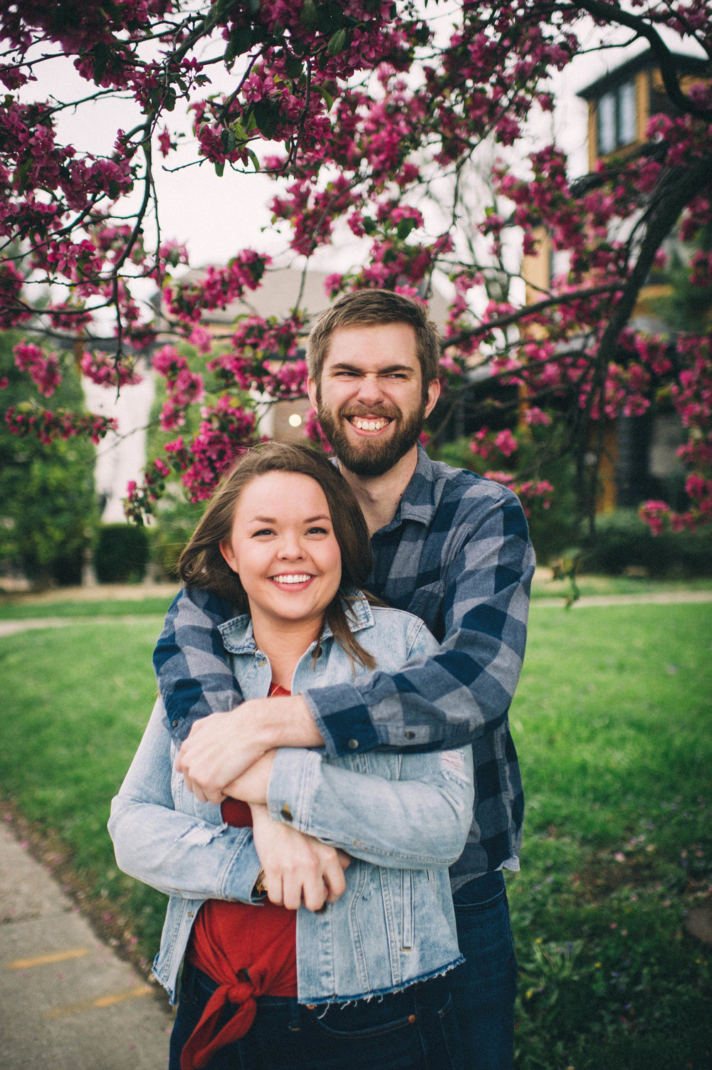 Maggie + Corey Engagement Session- Sarah Katherine Davis Photography - Highlands Bardstown Road - Louisville Kentucky