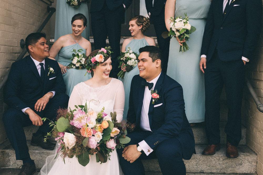 Lauren + Dean - Historic & Intimate Paducah Wedding2018