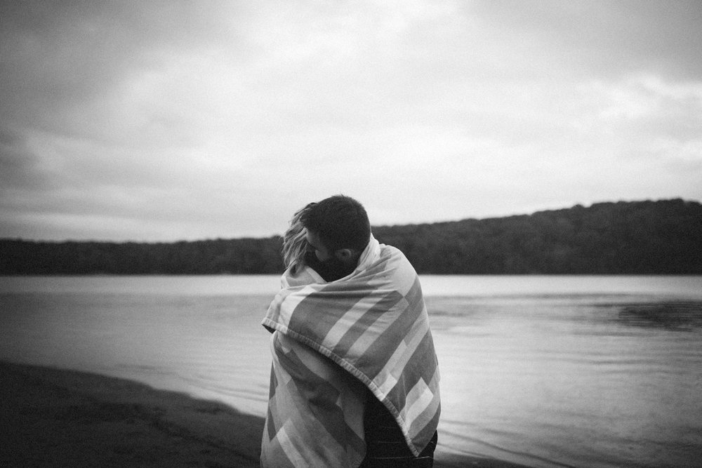 Sarah-Katherine-Davis-Photography-Louisville-Kentucky-Wedding-Elopement-Photographer-Just-Because-Session-Stormy-Blue-Hour-Swimming-In-Lake-Couple-Session-Abby-Schyler-107bw.jpg