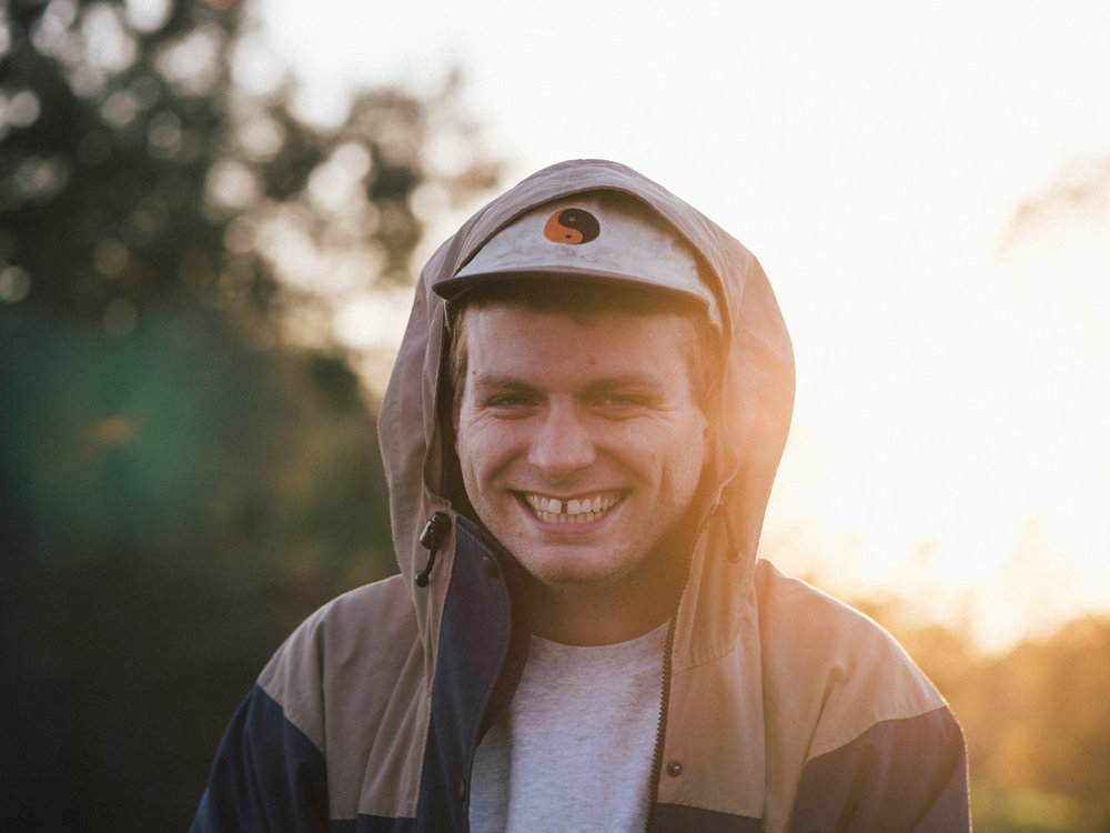 Picture of Mac DeMarco taken off his bandcamp.