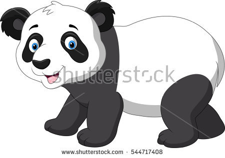 "Matt's Panda ""Drawing"""
