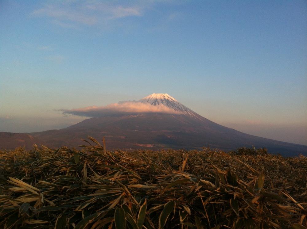 Inspiring Mt. Fuji