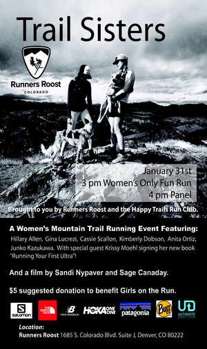 Trail Sisters - Runners Roost Denver