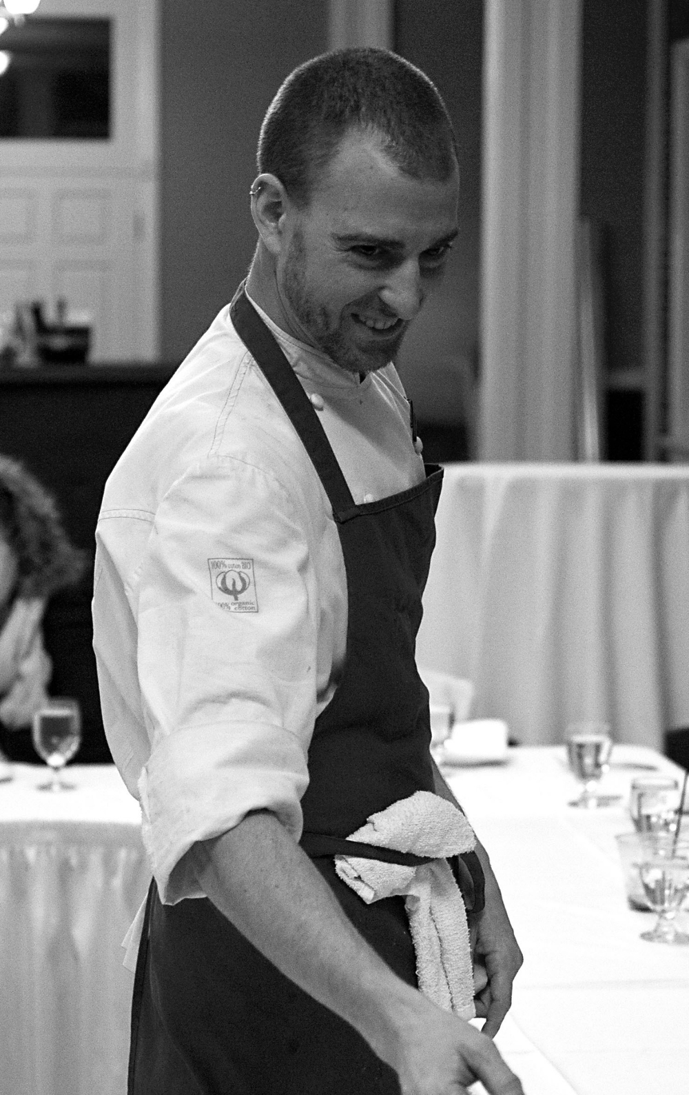 Stu Hummel Owner / Chefarmer & Executive Chef