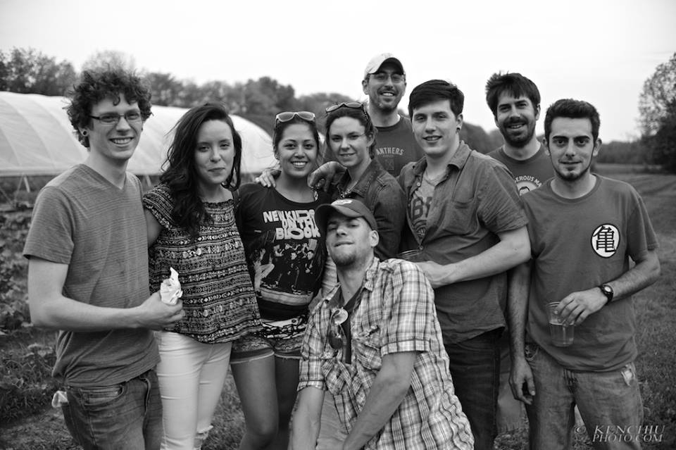Employee Appreciation Party at the Farm, May 2015