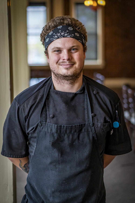 Nick Raddenbach  Anju Above Sous Chef  nick@epiphanyfarms.com