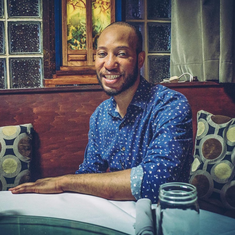 Stephen Ballard   Floor Manager of Anju Above  stephen@epiphanyfarms.com