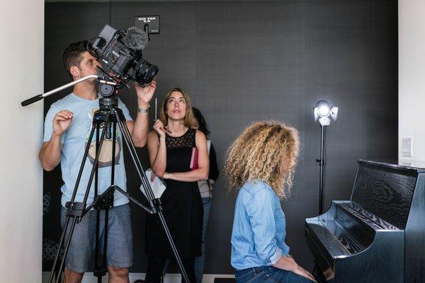 Behind The Scenes Music Video Shoot Tamtam