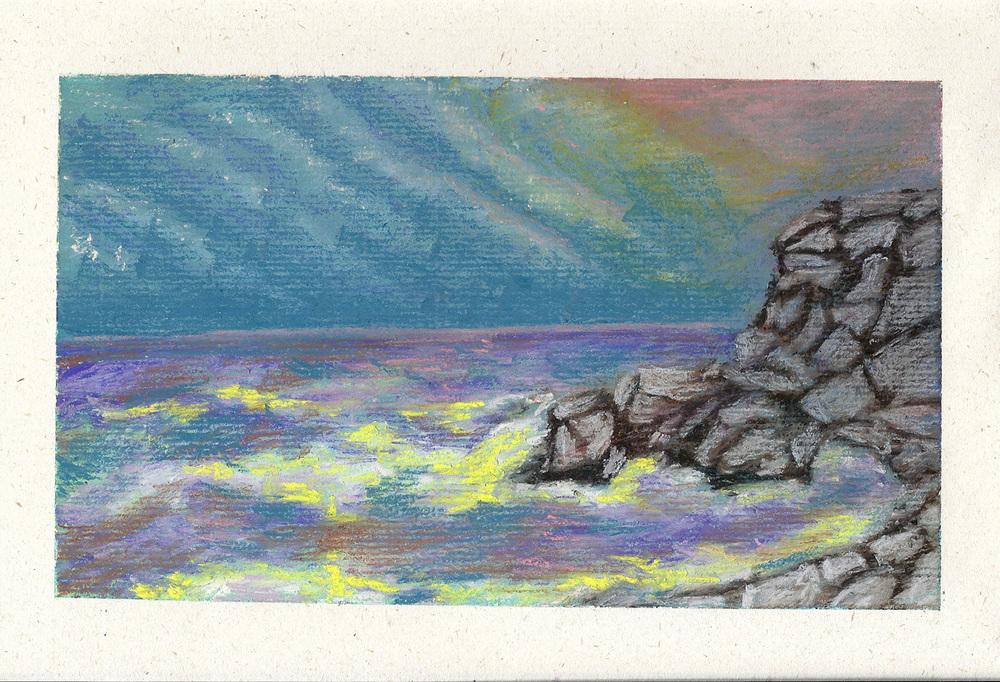 Rainbow Cove; Acid Waters