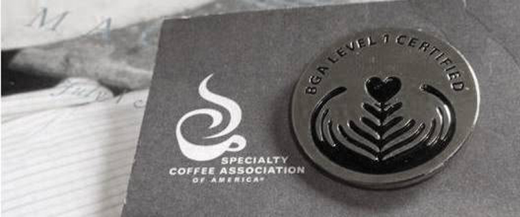 Barista Guild Training
