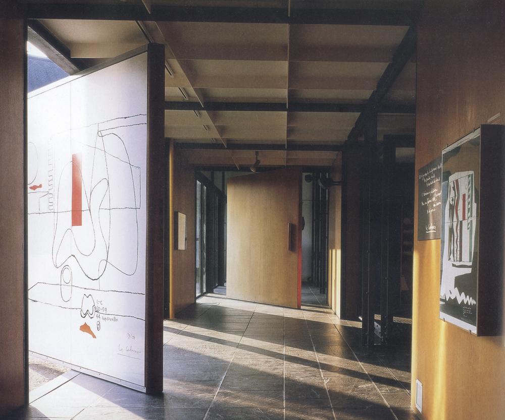 Heidi Weber Museum Center Le Corbusier