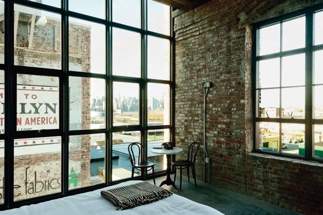 Wythe Hotel, New York City