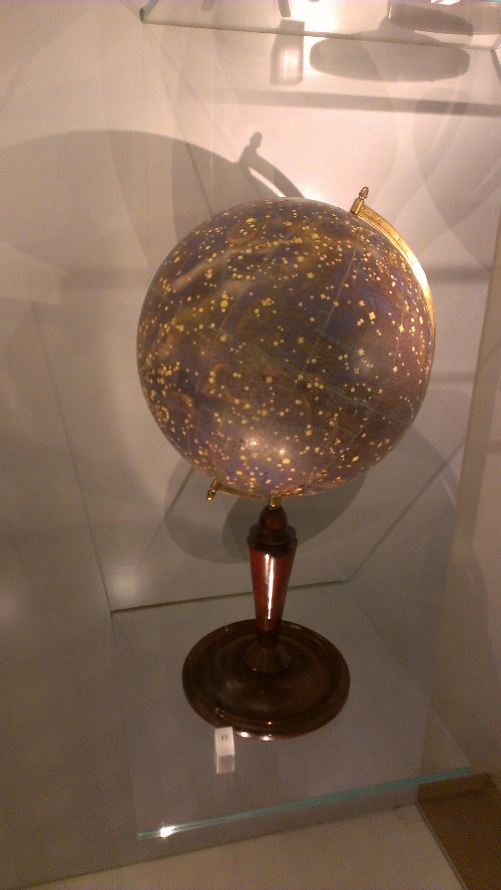 New-ish celestial globe.