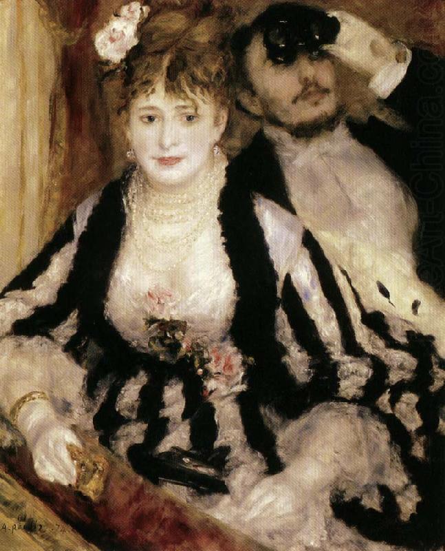 Renoir - La Loge