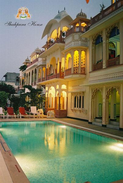 Shahpura House , Jaipure, India
