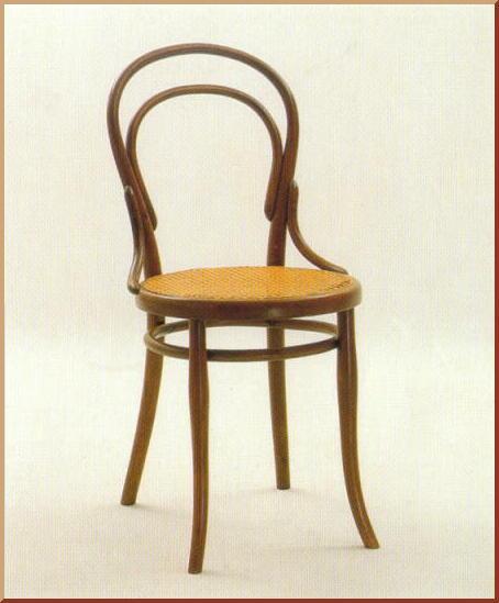 Michael Thonet - Chair No. 14