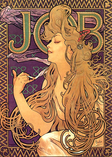 428px-Alphonse_Mucha_-_Job_Cigarettes_1.jpg