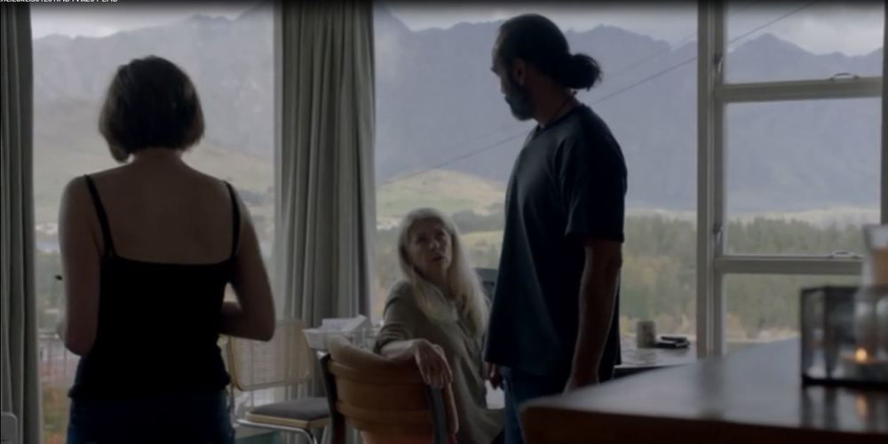 Top of the Lake: Netflix miniseries - Comfortable apartment in a small New Zealand town.