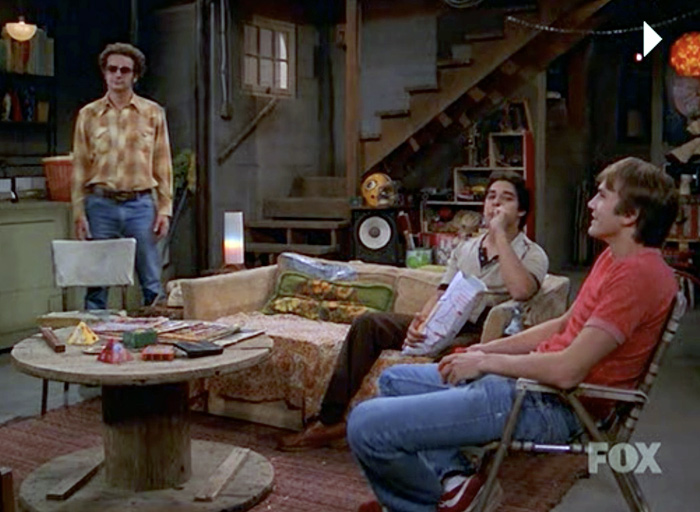 That 70's Show - Basement