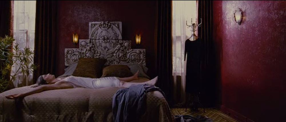Stoker - Mother's bedroom (aka a set from the Blade Trilogy)
