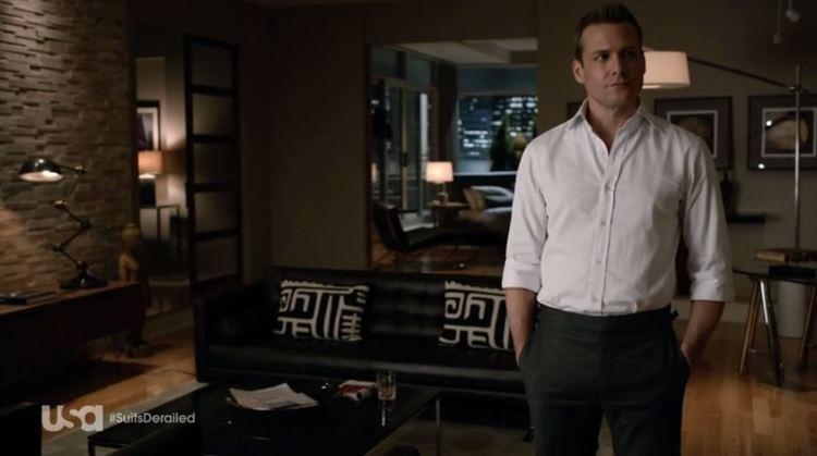 Harvey Specter Apartment
