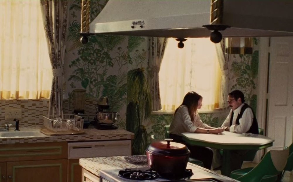 Argo (2012) - Kitchen in the home of the Canadian ambasador to Iran