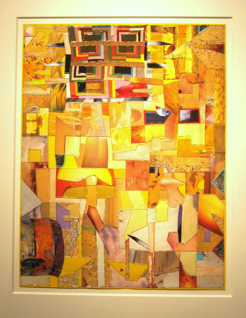 "17"" x 22"" - Stapled Collage"