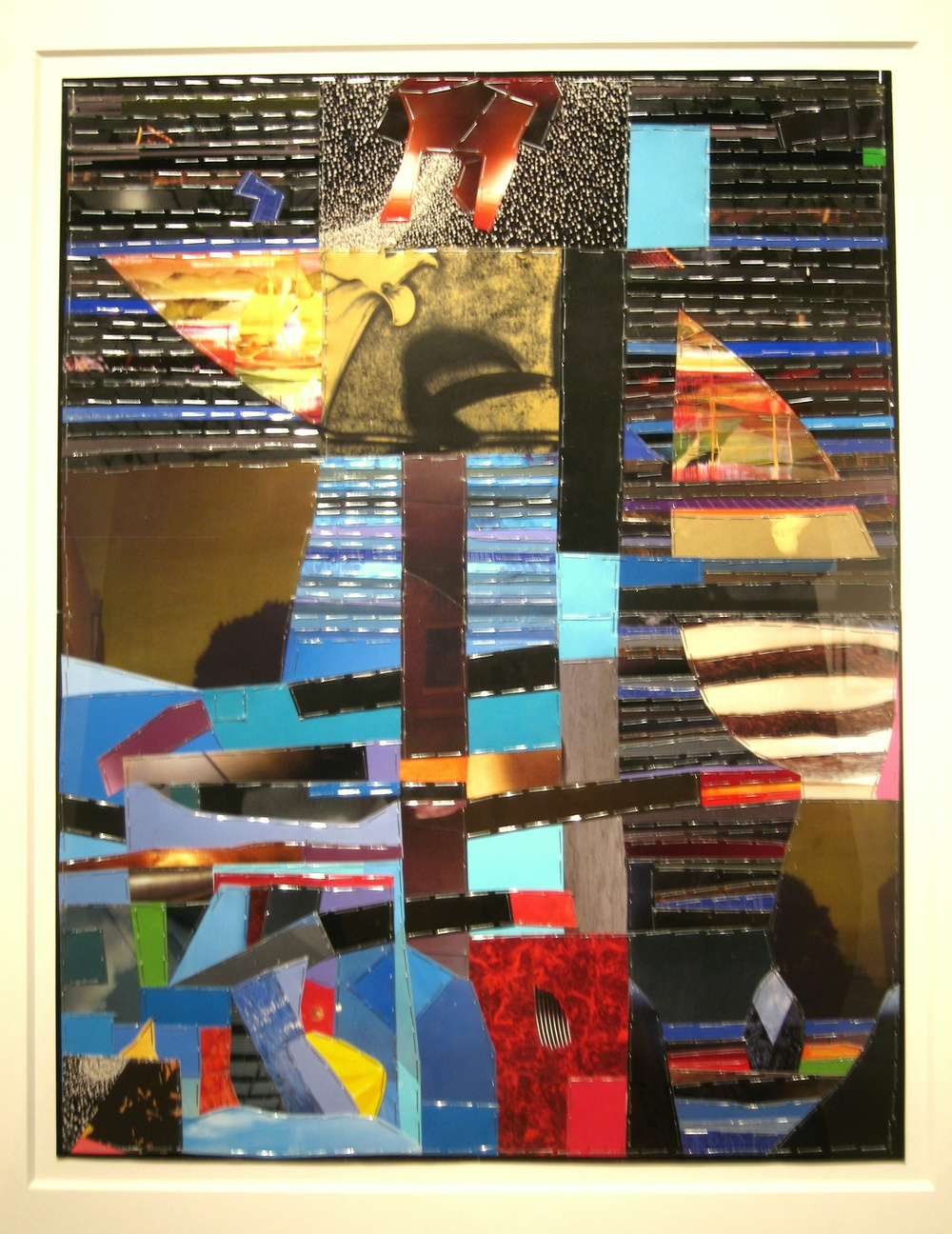 "17"" x 22"" - Stapled Collage"