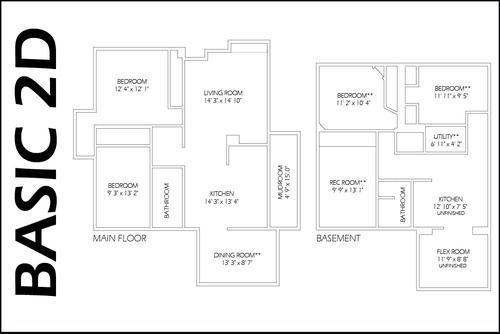 92+ Simple 2d Floor Plan Software - Professional 2D Floor Plan For ...