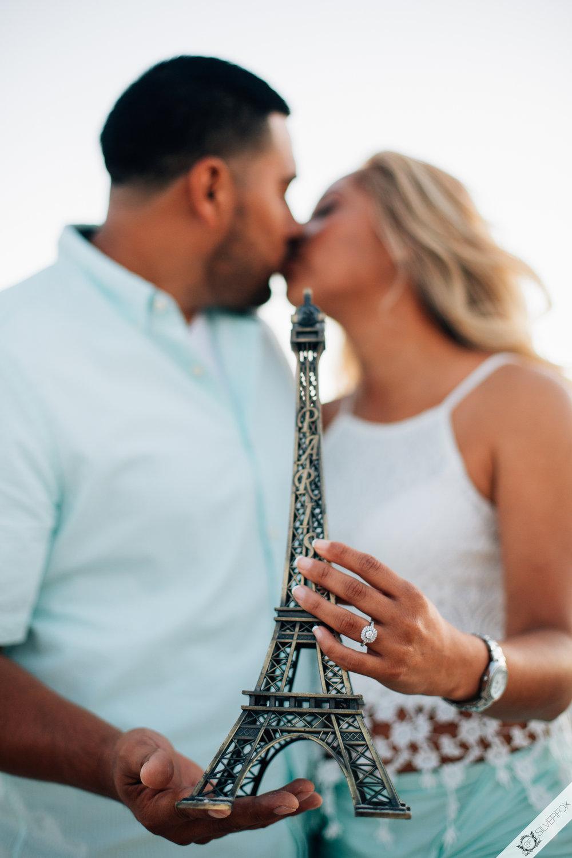 Hello, Paris themed wedding!