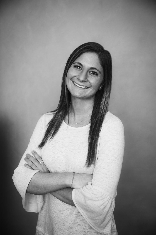 Danielle, Client Coordinator
