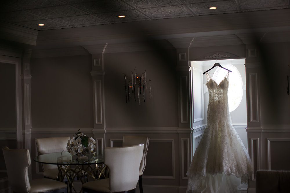 Are there suites for the wedding party to get ready beforehand if needed? : - Yes!