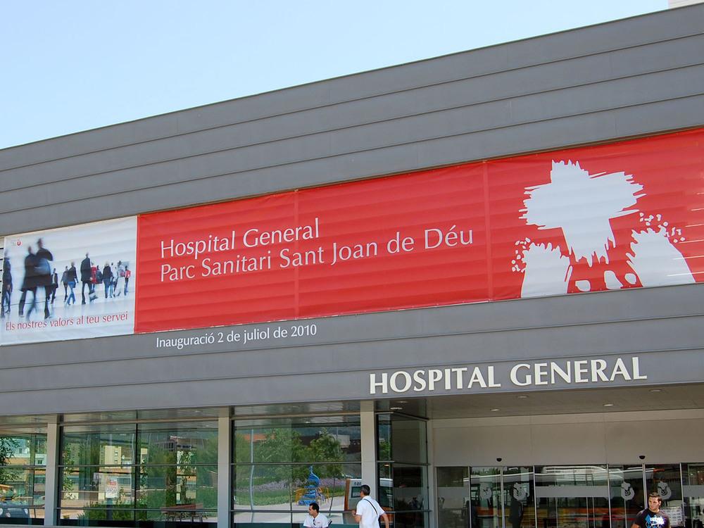 Parc Sanitari Sant Joan De Deu Ars Satel Lit