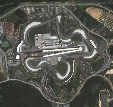 Sepang F-1 Circuit