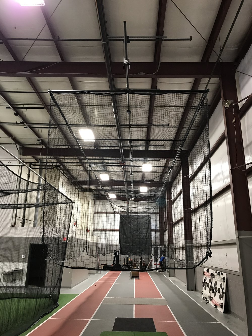 Multi-sport/batting tunnels