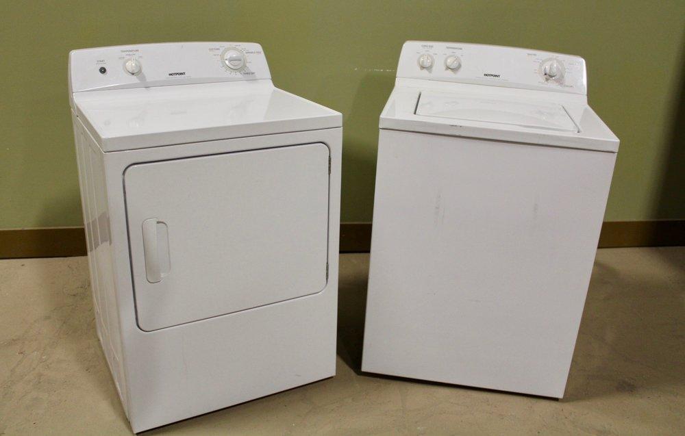 Washer & dryer set (work fine)