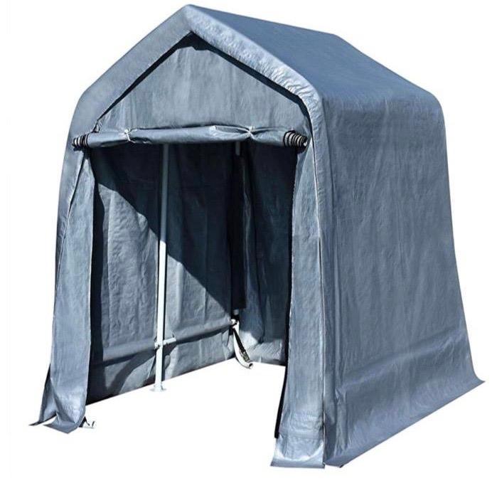 6' x 6' heavy duty outdoor storage tent
