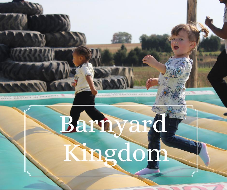 Copy of Barnyard Kingdom