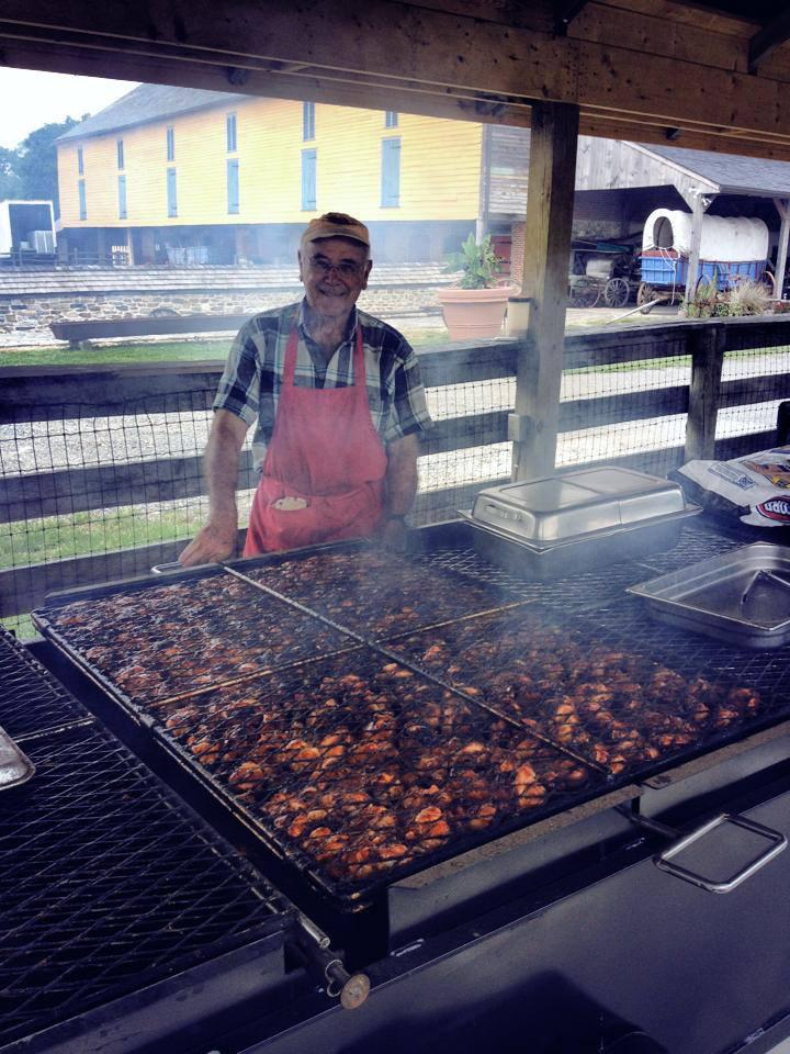 Country Barn Chicken BBQ